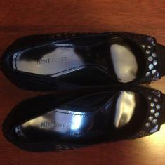 Pantofi de seara Nine West - Pantof dama Nine West, Marime: 40, Culoare: Negru, Negru