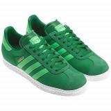 Adidas Gazelle 2013! marimile 42 2/3;43 1/3 - Adidasi barbati, Culoare: Verde