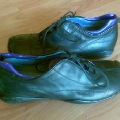 Mocasini dama - Pantofi mocasini din piele marimea 38, sunt noi!