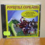 POVESTILE COPILARIEI  - TINERETE FARA BATRANETE, SAREA IN BUCATE, FATA DE IMPARAT SI FIUL VADUVEI (CD) SIGILAT!!!