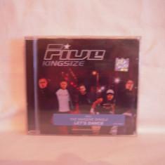 Vand cd Five-King Size, original, sigilat - Muzica Pop ariola