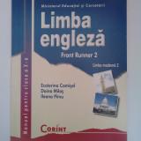 LIMBA ENGLEZA - CLASA a-X-a -ECATERINA COMISEL; DOINA MILOS; ILEANA PARVU - Manual scolar, Clasa 10, Limbi straine