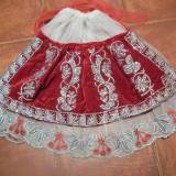 tesatura textila - VL22. POALE SI CATRINTA DIN CATIFEA ROSIE