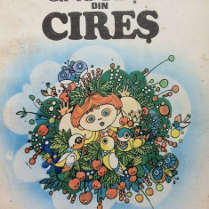 CANTARETII DIN CIRES - Teodor Castrisanu - Carte poezie copii