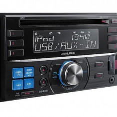 CD Player MP3 auto - Radio CD Mp3, USB compatibil Iphone - Alpine CDE-W233R