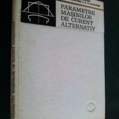 Carti Electrotehnica - Parametrii masinilor de curent alternativ - B. Danilevici Ed. tehnica 1968