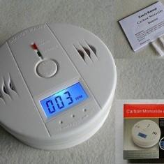 Senzor Detector Tester MONOXID DE CARBON CO - Senzori miscare, Interioara