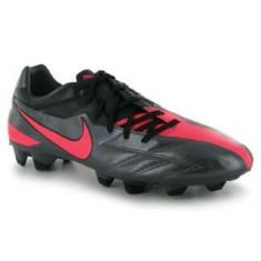 Ghete fotbal turnate NIKE TOTAL 90 T90 STRIKE 100% originale, noi, in cutie, Marime: 42.5, Culoare: Gri