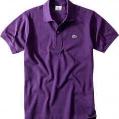Tricou barbati - Tricou Lacoste Polo Grape