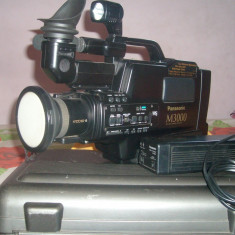 Camera video Panasonic M3000