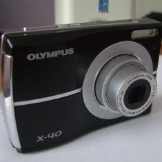 Camera foto OLYMPUS X-40 10megapiexli DEFECTA x40 - Aparat Foto compact Olympus, Compact, 10 Mpx, 3x, 2.5 inch