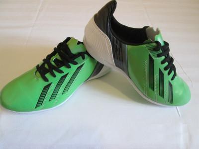 Oferta Adidas  F50 - Adidasi verzi Football Adidas Ghete Fotbal verde Model Nou Toamna 2013 foto