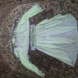 Costum dans, Marime universala, Verde - Costume de dans