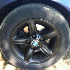 Jante aliaj BMW, Diametru: 15, Numar prezoane: 5 - Jante + cauciucuri R15 bmw seria 3 e36/ e46