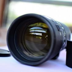Obiectiv DSLR, Tele, Autofocus, Nikon FX/DX - Vand obiectiv Nikon 80-200 2.8 AFD 2 ring impecabil