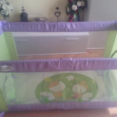 Patut bebelusi marca just4kids zippy - Patut pliant bebelusi, Altele, Verde