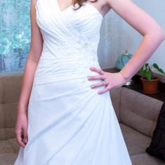 Rochie de mireasa sirena - Rochie mireasa Calin Events - Princessa - Pantheon