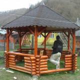 Foisor de Gradina - Mobila terasa gradina