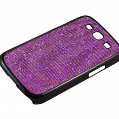 Husa Samsung Galaxy S3 i9300 roz stralucitoare - Husa Telefon Samsung, Plastic, Fara snur, Carcasa