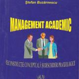 Carte Management - STEFAN BUZARNESCU - MANAGEMENT ACADEMIC