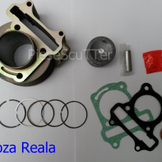 Set cilindri Moto - Kit Cilindru - Set Motor Scuter 4T First Bike / Byke 80cc - 47mm