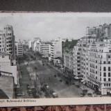 BUCURESTI - BULEVARDUL BRATIANU 1938