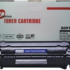 Cartus Toner Compatibil HP Q2612A / 12A pentru Laserjet 1010, 1020, 1018, M1005, 1022, 3050, 3015, 1012