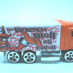 Macheta auto - HOT WHEELS -REGULAR 2001-MEGA TRUCK -++2501 LICITATII !!