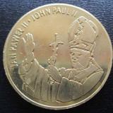 (1040) MEDALIE VATICAN PAPA IOAN PAUL II - 1 MAI 2011