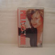Vand caseta audio Paula Abdul-Forever Your Girl, originala - Muzica Pop virgin records, Casete audio