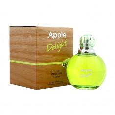 Apple Delight, parfum luminos, proaspat si plin de energie, 100 ml