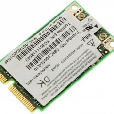 Placa de retea wireless laptop Toshiba Satellite A100, Intel WM3945ABG MOW2, G86C0001UA10, V000060840, 6042B0025302, K000037030, PA3489U-1MPC