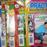 REVISTA PRACTIC IDEI PENTRU CASA SI GRADINA. NR. 1 - 2, 4 - 6, AN APARITIE 2005