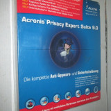 Software - ACRONIS-PRIVACY EXPERT GUIDE-9.0. ANTISPYWARE si Sistem de Securitate pentru Computer.