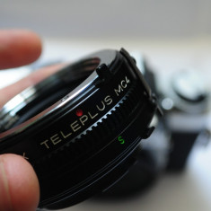 Teleconvertor KENKO 2x MX Teleplus MC4 - Teleconvertor Obiectiv Foto