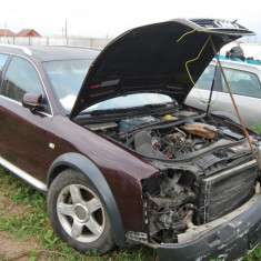 Dezmembrez audi a6 c5 allroad 2004 2.5 BAU tiptronic navi xenon - Dezmembrari Audi