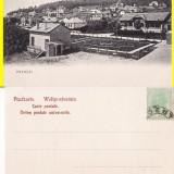 Predeal - Vedere generala - clasica - Carte Postala Romania pana la 1904, Necirculata, Printata