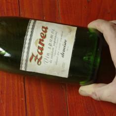 Sticla veche din perioada comunista - eticheta originala - Vin spumos Zarea 750ml !!!