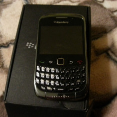 Blackberry Curve 3G 9300 - 289 lei - Telefon mobil Blackberry 9300, Negru, 1 GB