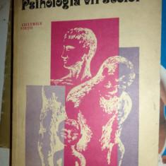 Carte Psihologie - PSIHOLOGIA VARSTELOR=URSULA SCHIOPU/EMIL VERZA