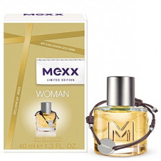 Mexx Mexx Woman Limited Edition 2014 EDT 40 ml pentru femei - Parfum femeie Mexx, Apa de toaleta