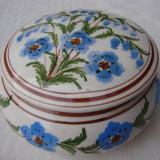 Arta Ceramica - Frumoasa zaharnita din ceramica greceasca lucrata manual
