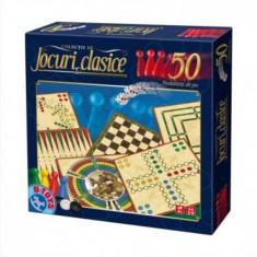 Set 50 jocuri clasice - Carti poker