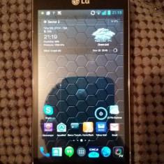 Telefon mobil LG Optimus L9, Negru, Neblocat - Vand LG Optimus L9