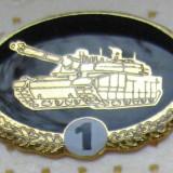 Insigna militara, specialist cls.1, tanchist