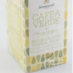 Cafea verde RAW bio 54g Sonnentor