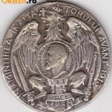 MEDALIE - IN AMINTIREA INALTATORULUI AVANT - 1913 - Medalii Romania