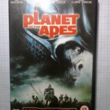 Film DVD - Planet of apes (2001) + feature disc ( GameLand )