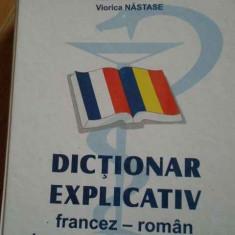 Dictionar Explicativ Francez-roman De Medicina Si Biologie - Galina Bejenaru Vasile Bejenaru Viorica Nastase, 297825 - Enciclopedie