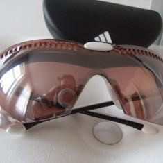 Ochelari ski - Deosebiti ochelari de ski Adidas originali, made in Austria, marimea L, stare perfecta, cadou ideal